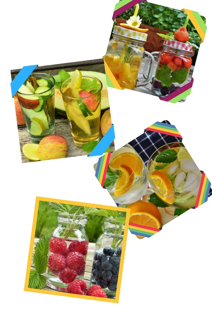 sposoby na pyszną i zdrową wodę smakową