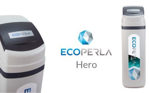 Ecoperla Hero – nowy sposób na uzdatnianie wody w domu!