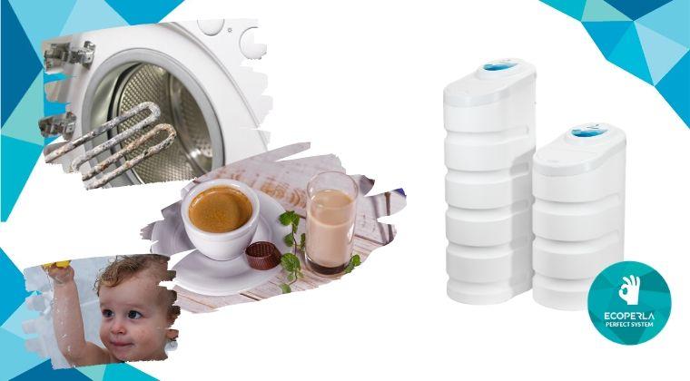 kompaktowy zmiękczacz wody Ecoperla Toro 35 już w sprzedaży