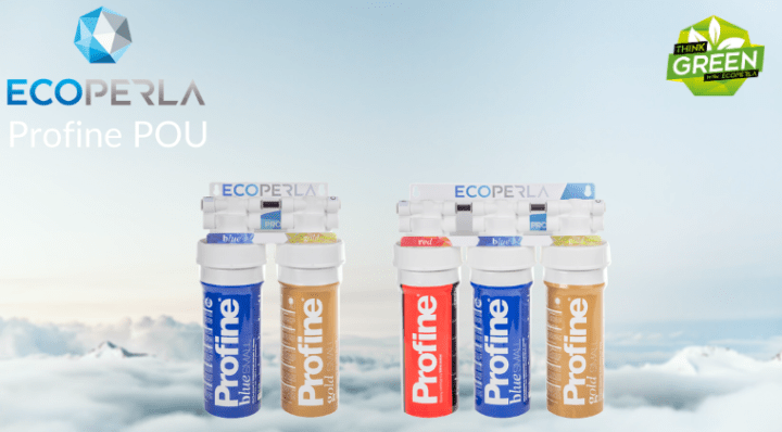 Szklanka smacznej wody? Z nowością od Ecoperla zawsze!